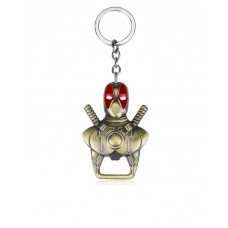 Deadpool Özel Kaplama Anahtarlık