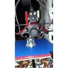 3D Printer Kaliteli Extruder Plastik Set